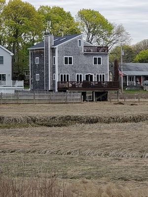 Photo for Luxury home on Marsh,  Ocean 1 block away. 3 beaches nearby, minutes from Boston