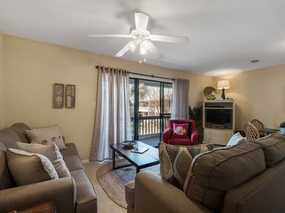 Photo for Beautifully decorated and newly updated unit close to Seaside!
