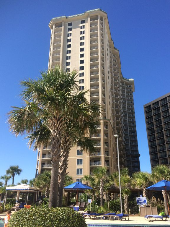 Luxury Kingston Plantation Royale Palms 3 Bedroom Condo With Ocean View Myrtle Beach Myrtle