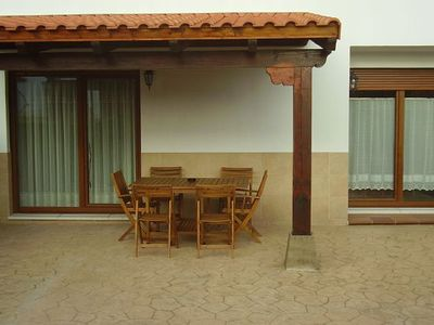Photo for Self catering la Pergola for 6 people