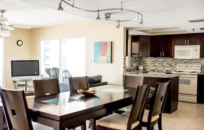 Photo for Condo 301: Bright Cheerful Condo with Great Beach View!