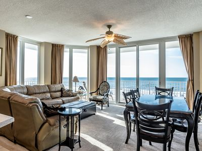 Photo for LIGHTHOUSE #301 - Luxury East Corner Unit +Park at Door