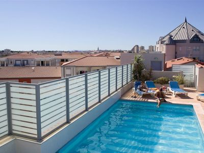 Photo for Appartement charmant et lumineux à Montpellier | Balcon privé!