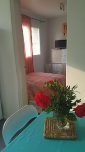 Photo for Studio 4 people with terrace near Collioure free wi-fi in St Cyprien