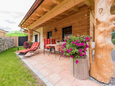 Photo for Chalet Feriehaus 16 - Almdorf Tirol