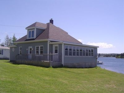 Photo for Cozy Cottage on the Bras D'or Lakes in Cape Breton