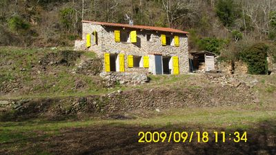 Photo for Isolated sheepfold in the Pyrénées-Orientales