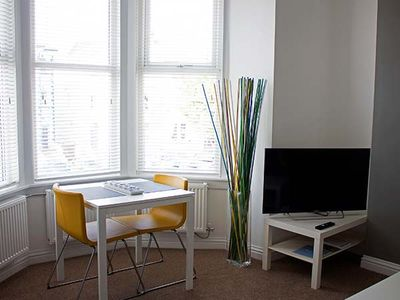 Photo for FLAT 4, luxury holiday cottage in Llandudno, Ref 951024