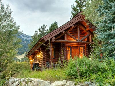 Photo for Magical Moosehead Cabin - 2 Minute Walk to Teton Village! Discounts on 7+ days