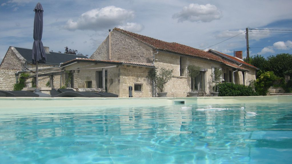 Le Carroi Guérin, privacy and tranquility in beautiful Touraine/Val de LoireV