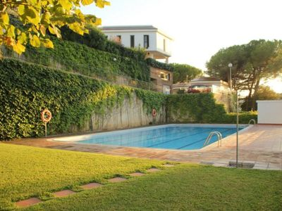 Photo for Vacation home Mediterráneo in Sant Pol de Mar - 10 persons, 5 bedrooms