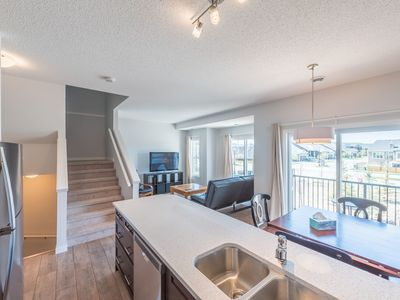 Photo for 1200 sq brand new townhouse in Cochrane