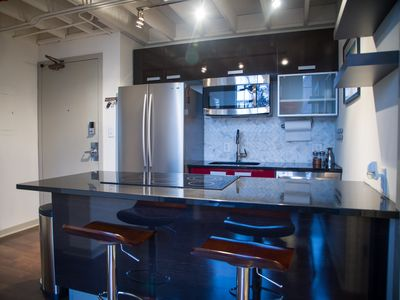 Photo for Industrial Loft in Historic Laundromat — Steps from Ponce City Market & Beltline