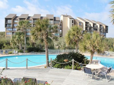 Photo for Oceanfront Condo in Amelia Island that Sleeps 6! Beautiful Views!