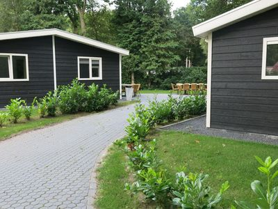 Photo for Nice house with a garden, surrounded by forest