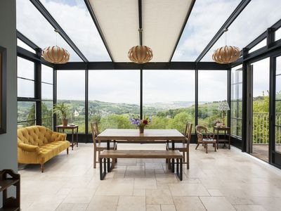 Photo for Cotswold House with Incredible Views
