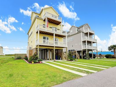 Photo for Topsail Beach Home with Luxury, Location, and Tranquility all in one!!