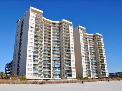 Photo for Spacious 4 Bedroom Oceanfront Condo In The Ocean Drive Area