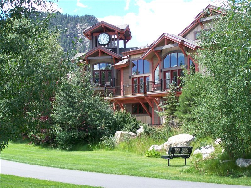Marina park townhouse in frisco co close homeaway for Frisco colorado cabin rentals