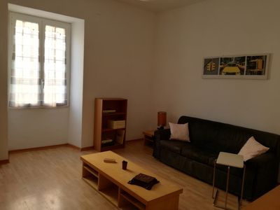Photo for Bright apartment in Rome