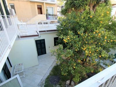 Photo for Diano Marina Apartment, Sleeps 2 with Air Con and WiFi