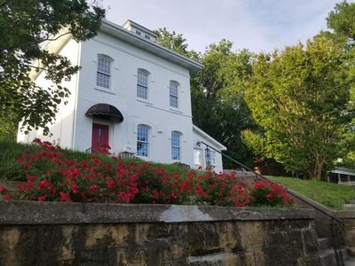 Photo for The Fort (entire Civil War Era Home, by Downtown)