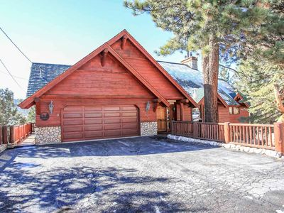 Photo for House in Big Bear Lake with Parking, Internet, Washing machine, Balcony (983718)