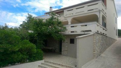 Photo for Apartment in Kustići (Pag), capacity 8+2