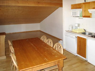 Photo for One bedroom Apartment, sleeps 5 in Samoëns with Pool and WiFi