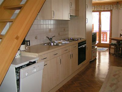 Photo for Apartment Dhaulagiri in Stalden - 2 persons, 1 bedrooms
