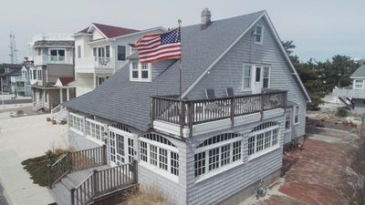 Photo for Historic Oceanfront Cape in Spray Beach