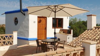 Photo for Rustic loft 10 km. of Granada, with pool, barbecue and surrounded by greenery