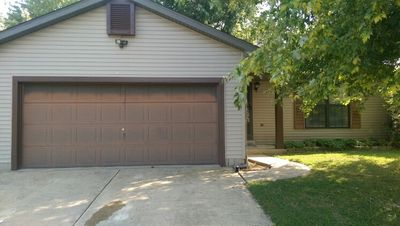 2 Bedroom home with 2 car garage