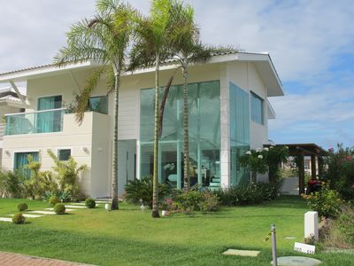 Photo for PRAIA DO FORTE - House with 05 suites with direct access to the Natural Pools