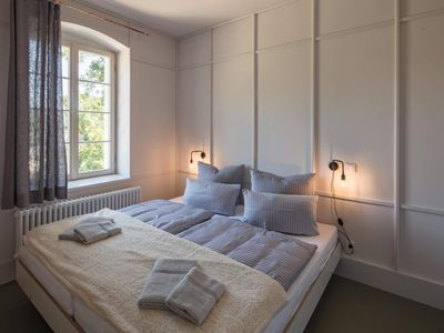 Photo for Apartment Himmelszelt, shower, toilet, 1 bedroom - Schloss Prossen