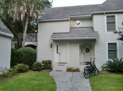 213 Evian is a quiet 2nd floor end unit with easy access!!!