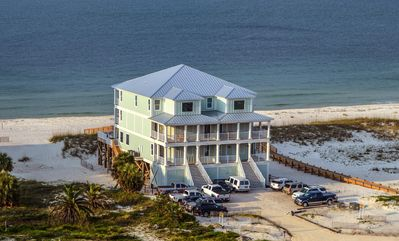 "Photo for ""Castle in the Sand West"" Orange Beach AL-9 bedroom-Sleeps up to 26-Private Pool"
