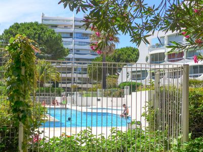 Photo for Apartment Fleurie II in La Grande Motte - 5 persons, 1 bedrooms