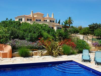 Photo for Holiday Paradise in Dream Villa, wonderful garden, spacious rooms, luxurious!