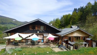 Photo for Chalet 250m² - 20 pers. at the foot of the slopes