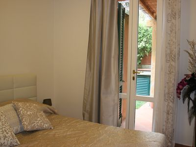 Photo for Villa with garden 100 meters from the sea. Villa only 100 mt far from the sea