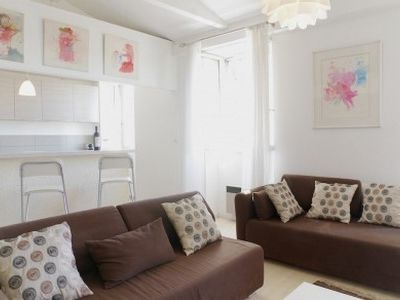 Photo for Beautiful apartment of 60m2 + 15m2 loft on the 3rd floor without elevator