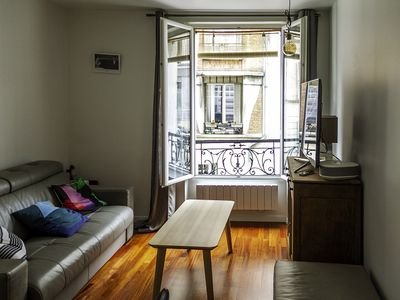 Photo for Calm studio in the heart of MONTMARTRE