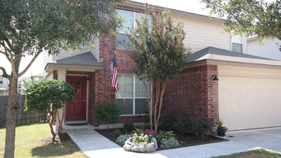 A well maintained home in a quiet neighborhood convenient to Lackland AFB.