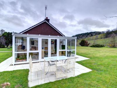 Photo for Vacation home Llwyn in Llangollen - 5 persons, 3 bedrooms
