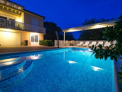 Photo for Family Villa With Private Pool, Outdoor Grill, Playground and outdoor Grill