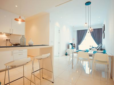 Photo for Bukit Bintang 2 Bedrooms Luxurious Home For 6 pax.