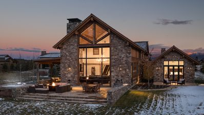 Photo for Luxury Lodge at the base of Jackson Hole Mountain Resort