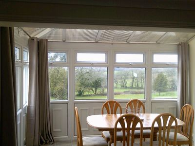 Photo for Peaceful cottage with Cornish countryside views