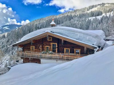 Photo for Highking Chalet Grünegg - Highking Chalet Grünegg for up to 9 people